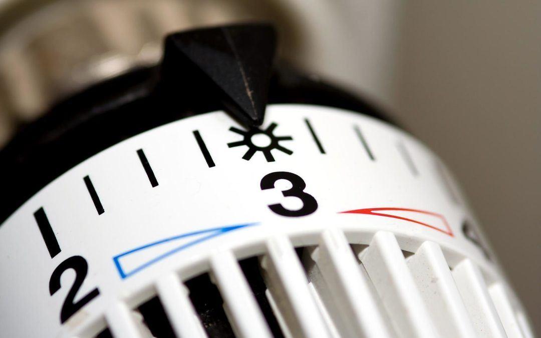 Fonctionnement d'une vanne thermostatique