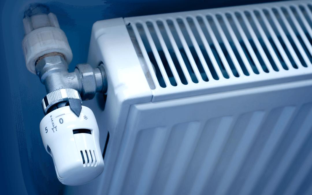 Remise de pression dans l'installation de chauffage